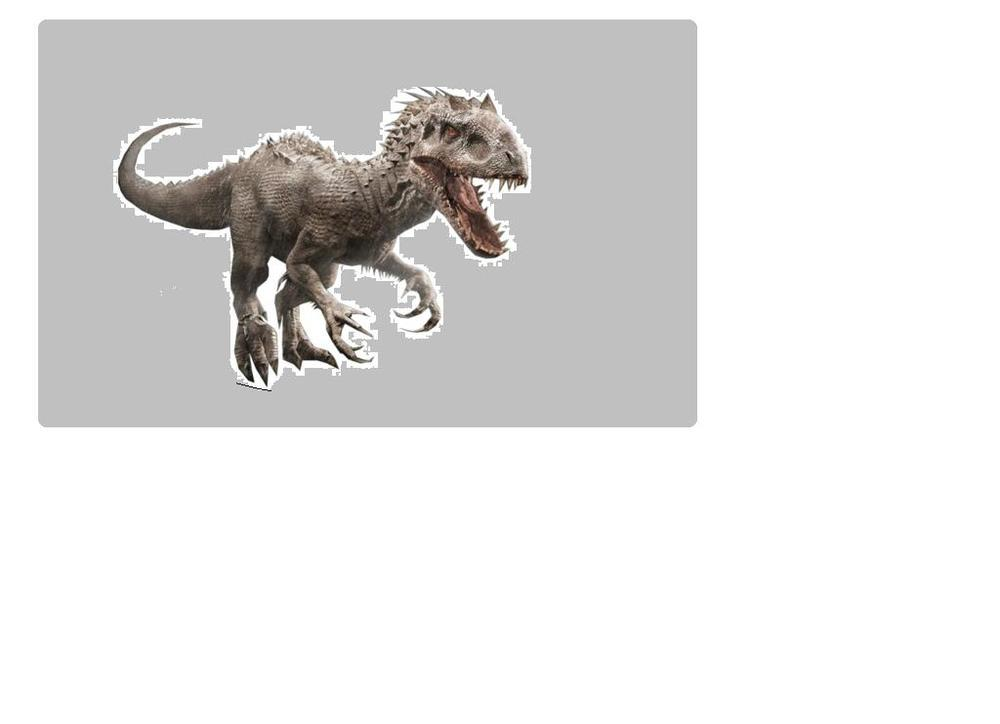 Glowing Indomitus Rex 1.JPG